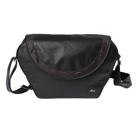 Slika Mima® Previjalna torba Black