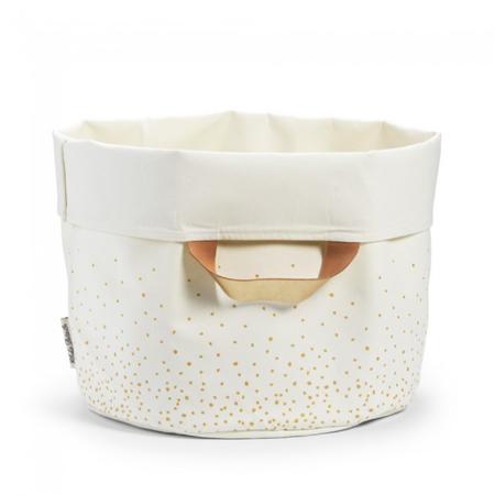 Slika Elodie Details® Koš za igrače Gold Shimmer