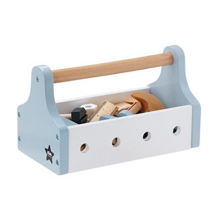 Slika Kids Concept® Škatlica z orodjem Star Blue