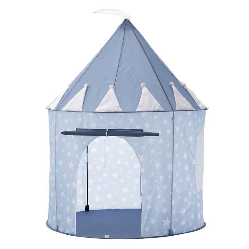 Kids Concept® Igralni šotor Star Blue