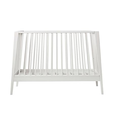 Slika Leander® Otroška posteljica Linea 120x60 White