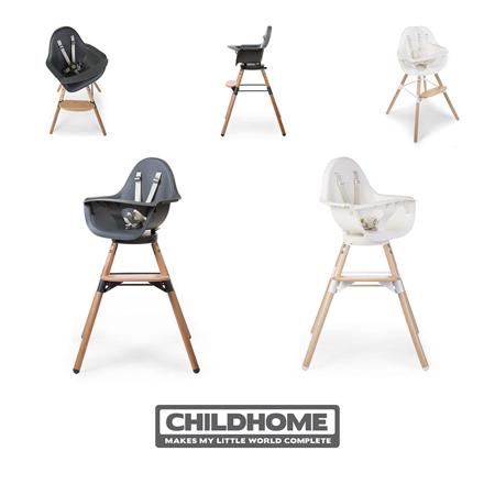 Slika Childhome® Otroški stol Evolu ONE.80° Natural