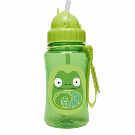 Picture of Skip Hop® Straw Bottle Chameleon