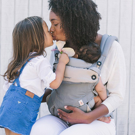 Picture of Ergobaby® 360 Baby Carrier All Carry Positions - Grey