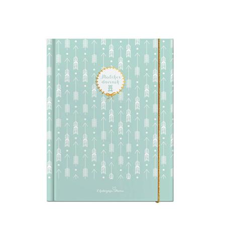 Slika Z ljubeznijo, Mama® Malčkov dnevnik Mint