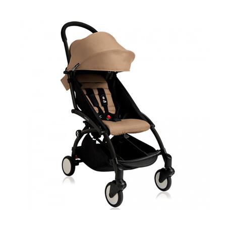 Slika Babyzen® YOYO+ Otroški voziček 6+ Taupe Black Frame