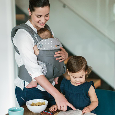 Picture of Ergobaby® 360 Baby Carrier All Carry Positions - Dewy Grey