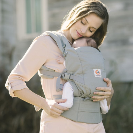 Picture of Ergobaby® Adapt Baby Carrier Grey
