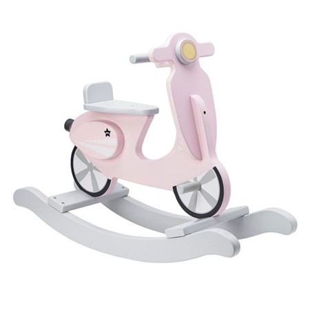 Slika Kids Concept® Rocking scooter Pink