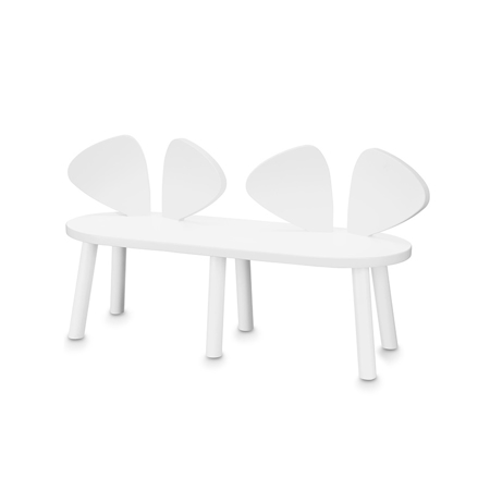 Picture of NoFred® Mouse Bench White
