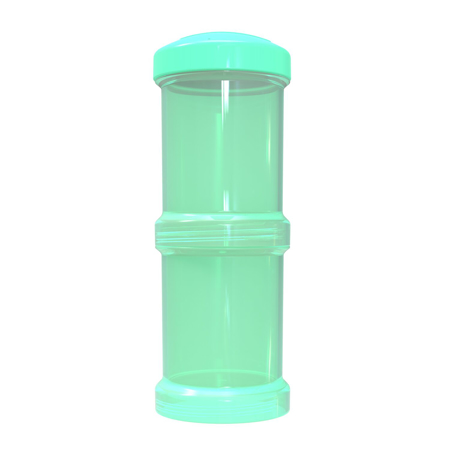 Picture of Twistshake 2x Container 100ml - Pastel Green