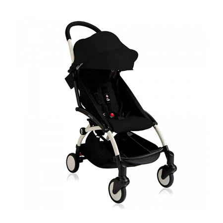 Picture of Babyzen® YOYO+ Baby Stroller 6+ Black White Frame