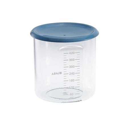Slika Beaba® Posodica z merico Blue 420ml