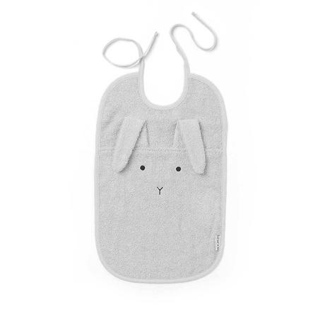 Slika Liewood® Bombažni Slinček Rabbit Dumbo Grey