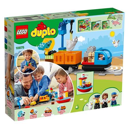 Slika Lego® Duplo Tovorni vlak