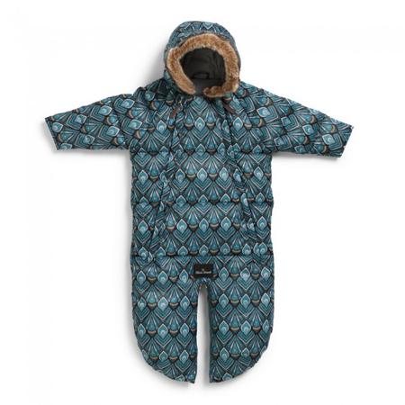 Slika Elodie Details® Pajac in zimska vreča za dojenčka Everest Feathers