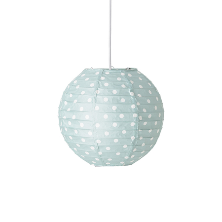 Picture of Bloomingville®  Rice Paper Light - Mint 25cm