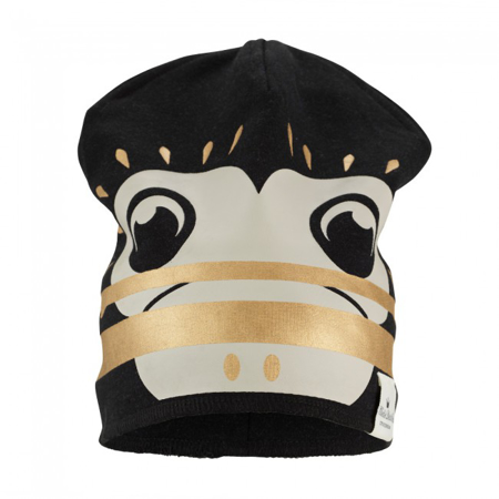 Picture of Elodie Details Winter Beanie - Gilded Playful Pepe