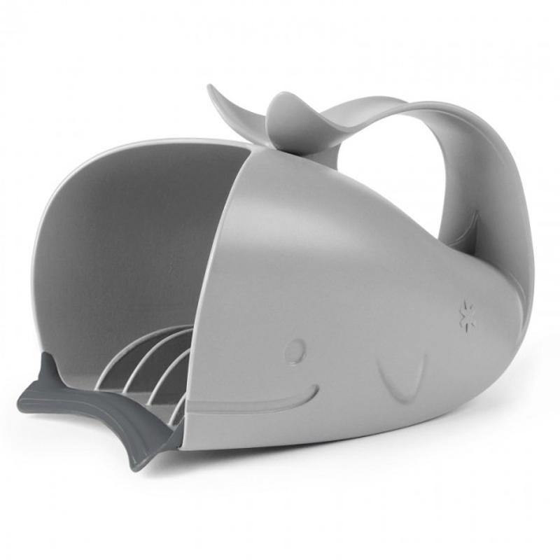Skip Hop® Vrč za izpiranje las Moby Siv
