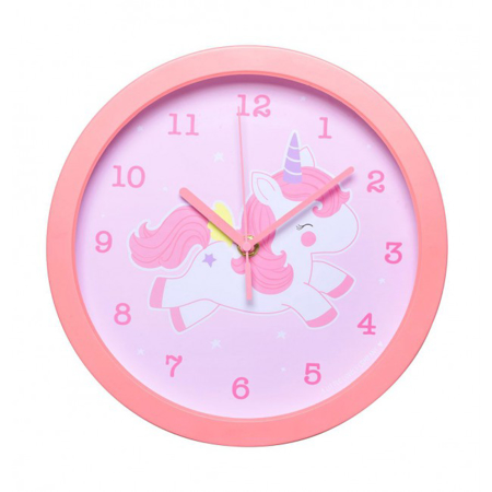 Picture of A Little Lovely Company® Clock Unicorn