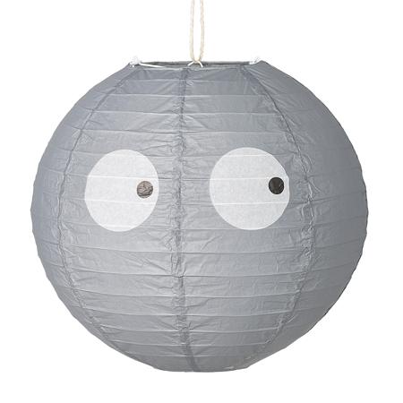 Slika Bloomingville® Viseča svetilka Gray O35 cm
