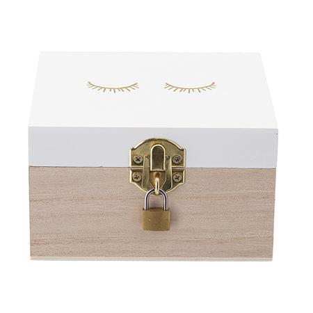 Slika Bloomingville® Škatlica za shranjevanje Trepalnice