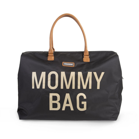 Slika Childhome®  Previjalna torba Mommy Bag Black Gold