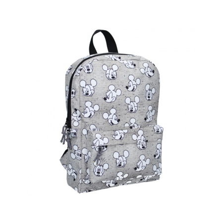 Picture of Disney's Fashion® Backpack - Mickey Mouse Go For It! - Grey