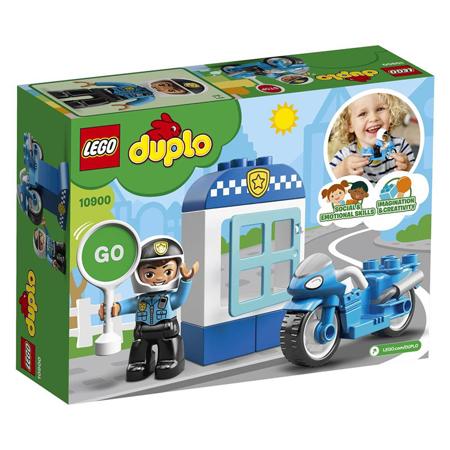 Slika Lego® Duplo Policijski motor