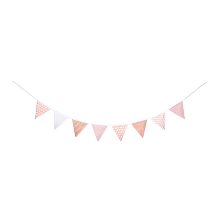 Picture of Kids Concept® Edvin Bunting Pink