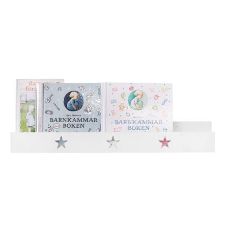Slika Kids Concept® Knjižna polica Zvezdice