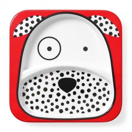 Slika Skip Hop® Otroški deljeni krožnik Dalmatinec