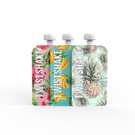 Twistshake® Squeeze vrečke 3x100ml