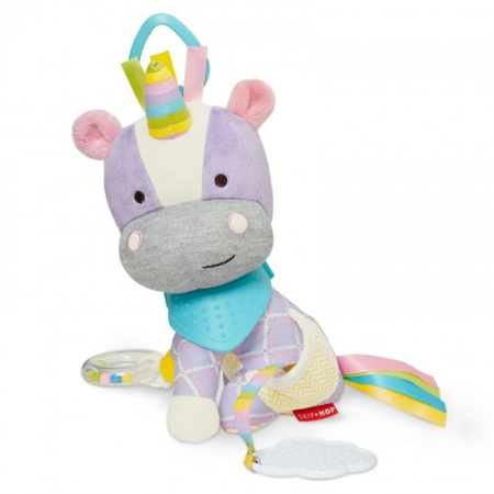 Picture of Skip Hop® Bandana Buddies Activity Toy Rhino