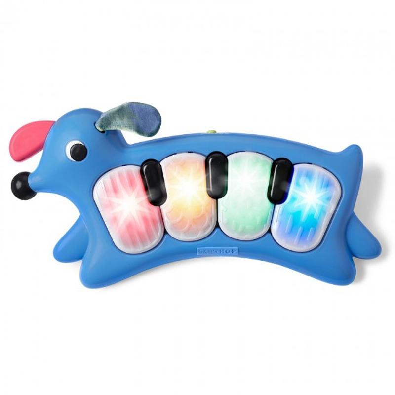 Skip Hop® Svetlobni piano kužek Vibrant Village