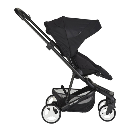 Picture of Easywalker® Charley Stroller Night Black