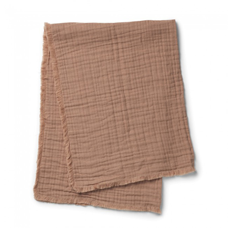Slika Elodie Details® Mehka bombažna odejica Faded Rose