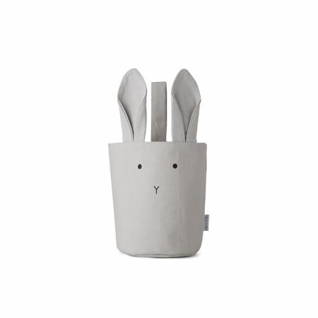 Slika Liewood® Bombažni košek Dumbo Grey 18x14