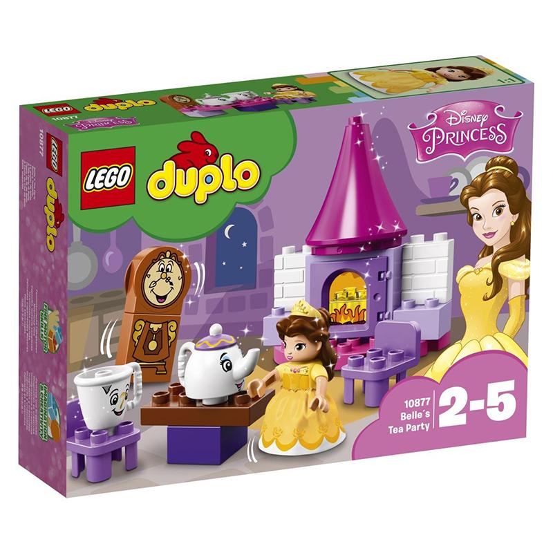 Lego® Duplo Disney Bellina čajanka