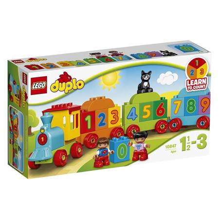 Slika Lego® Duplo Številski vlak