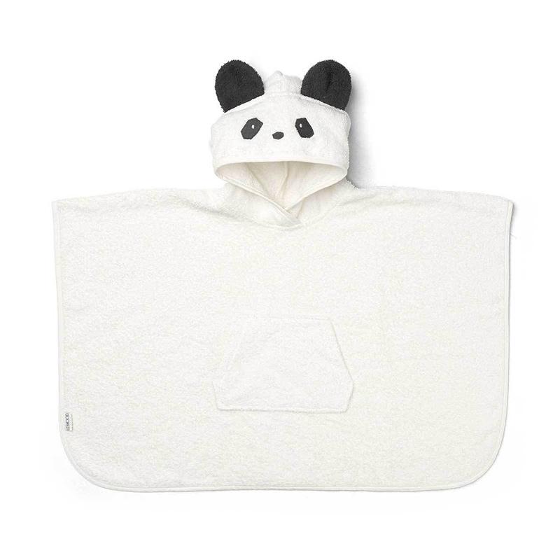 Liewood® Kopalni pončo (2/4) Panda Creme de la Creme