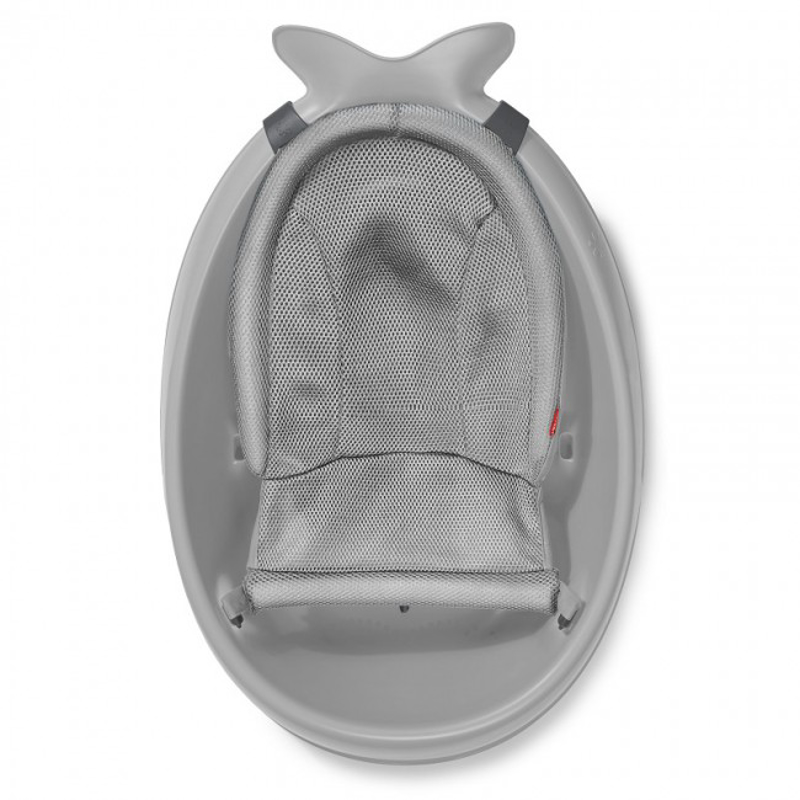 Skip Hop® Banjica za dojenčka Moby Siv