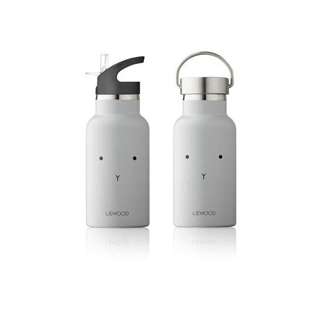 Picture of Liewood® Water Bottle - Rabbit Dumbo Grey