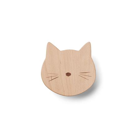 Slika Liewood® Leseni obešalnik Cat