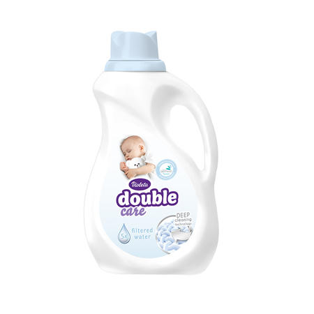 Immagine di Violeta® Double Care Baby Detergent za perilo 1000ml