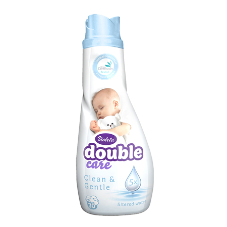Immagine di Violeta® Double Care Baby Mehčalec za perilo 900ml