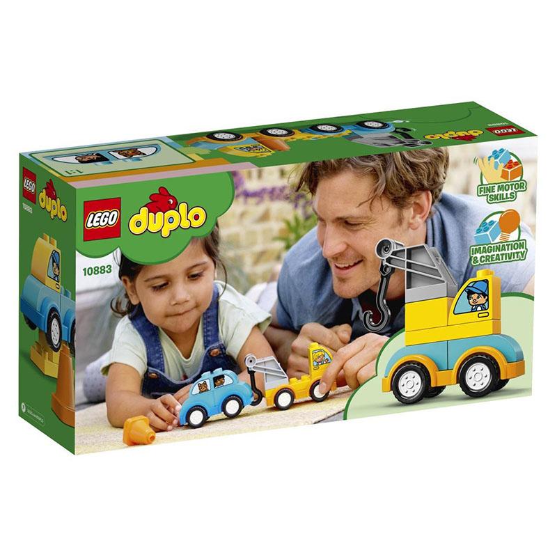 Lego® Duplo Moj prvi vlečni tovornjak