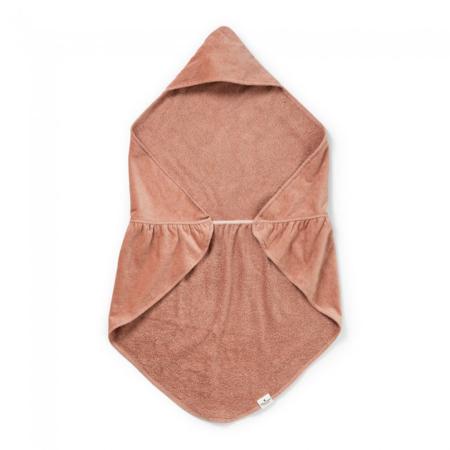 Slika Elodie Details® Brisačka s kapuco Faded Rose 80x80