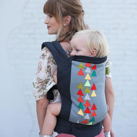Picture of Boba® Soft Carrier Boba Classic 4GS - Peak