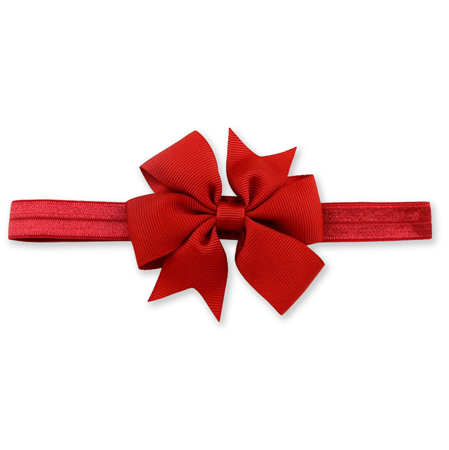 Picture of Elastic Bowknot Red